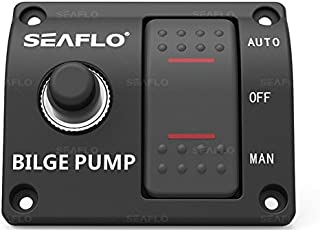 automatic pump control panel
