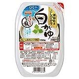 テーブルマーク たきたてご飯 新潟県産こしひかり白がゆ 250g×24(12×2)個入×(2ケース)