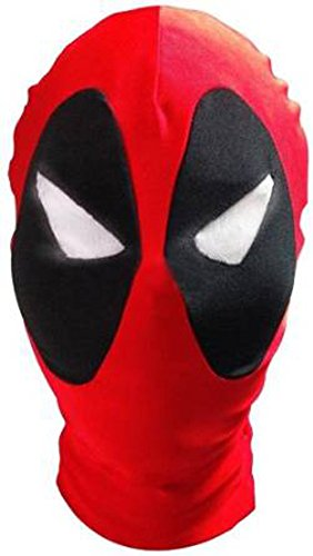 Deadpool Costume Deluxe Mask by TNK