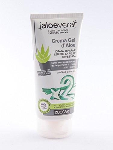 Zuccari Crema Gel d'Aloe