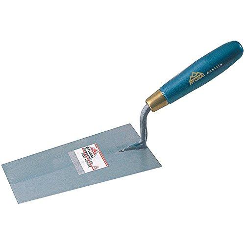 Stubai 429016 Truelle de cimenteurs 'bernoise', 160 mm, Bleu/Argent