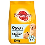 Pedigree Junior Dry Food With Chicken & Rice