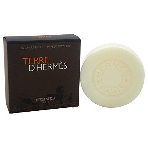 Preisvergleich Produktbild Hermes - TERRE D' HERMES soap 100 gr