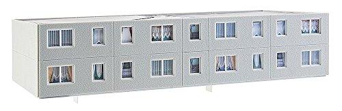 faller FA 130802 - plaatbouw P2 aanvulling, accessoires voor de modelspoorbaan, modelbouw
