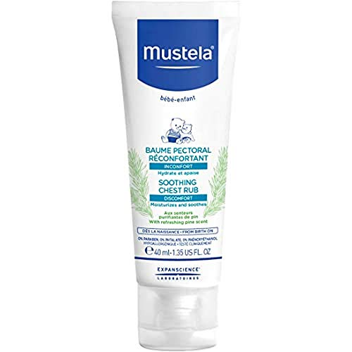 Mustela Crema Massaggio Balsamica - 40 ml