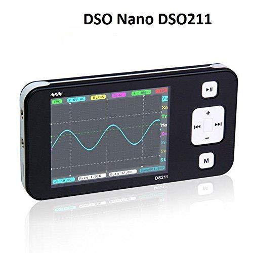 SainSmart DSO211 DS211 Aufrüstungs-bewegliches MiniNano ARM DSO Taschen-großes handliches Digital Speiche Oszilloskop