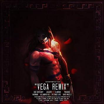 Vega Remix (feat. Pokebebe, Iced Coffeeboy & Kademaik)