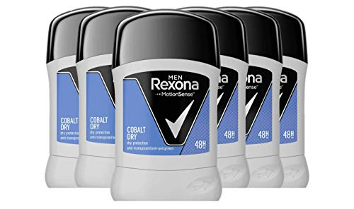 Rexona Stick Men Cobalt 50ml (6 x 50 ml)