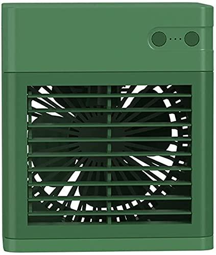 XJYDS Condizionatori d'Aria Mobile, 3 in 1 Piccoli raffreddatori di evaporativi, 3 velocità Mini radiatore di Aria condizionata con Aria condizionata Portatile, per Il Desktop della Stanza da Ufficio