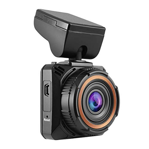 Navitel R650NV Dashcam 1080P Full HD DVR Autokamera 2 Zoll Bildschirm 120° Weitwinkel (G-Sensor, Night Vision, Park-Modus, Loop-Aufnahme, Bewegungserkennung) inkl. 12 Monate Gratis Navigations App