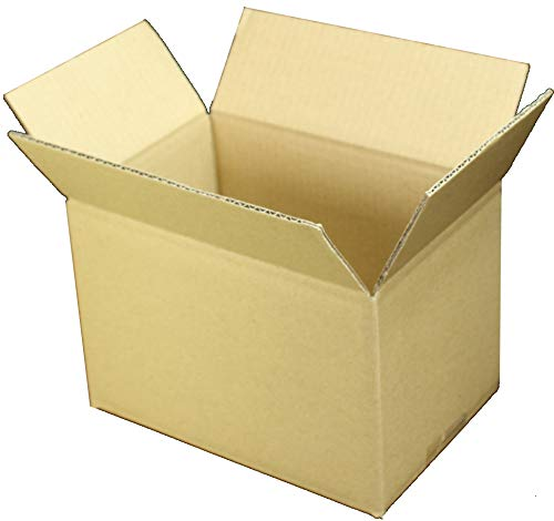 愛パックダンボール ダンボール箱 50サイズ 40枚 段ボール 日本製 無地 薄型素材