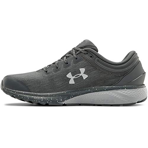 Under Armour Men's Charged Escape 3 Evo Running Shoe, Gray, 11 M US