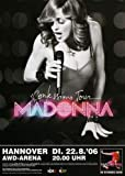 Madonna - Confessions, Hannover 2006 »