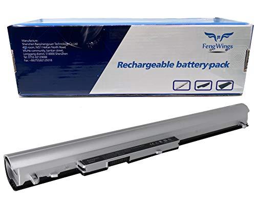 FengWings 14.8V 2600mAh HSTNN-YB5M LA04 728460-001 batería del portátil por HP TPN-Q129 TPN-Q130 TPN-Q131 TPN-Q131 TPN-Q132 Pavilion 248 340 350
