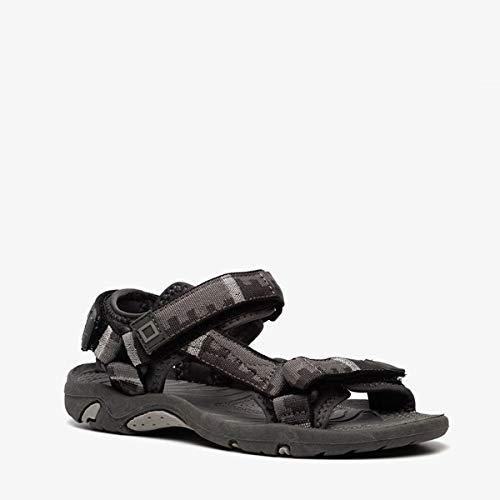 Blue Box jongens sandalen - Grijs