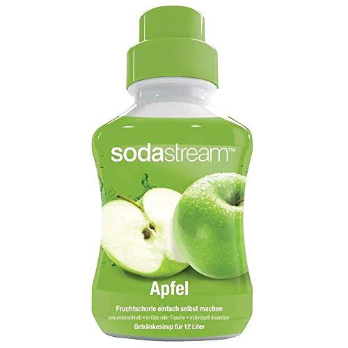 SODASTREAM FRUCHTGESCHMACK 2x Apfel Geschmack, 500ml