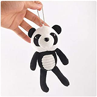 VKISI Cute Plush Pendant Toy Doll Clamshell Doll Plush Keychain 17Cm Wj04 Must Haves for Kids 4 Year Old Girl Gifts The Favourite DVD Superhero Cupcake Toppers Unboxing Toys
