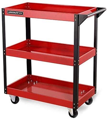 Scatola di immagazzinaggio dell'armadio-può rack d Inizio DIY strumento Set Household bagagli Forniture Trolley Rack - attrezzi di riparazione auto Strumenti di riparazione parti mobili rack multi-fun