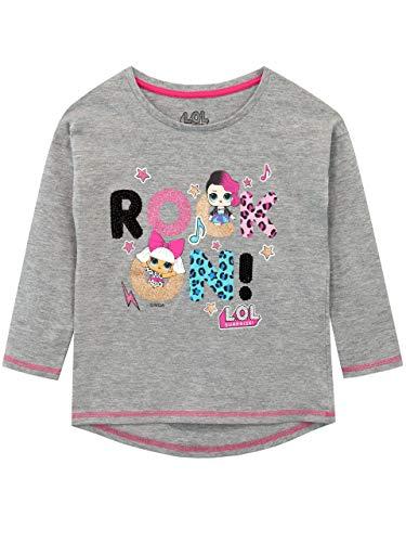 LOL Surprise Mädchen Dolls Langarm Shirt Mehrfarbig 146