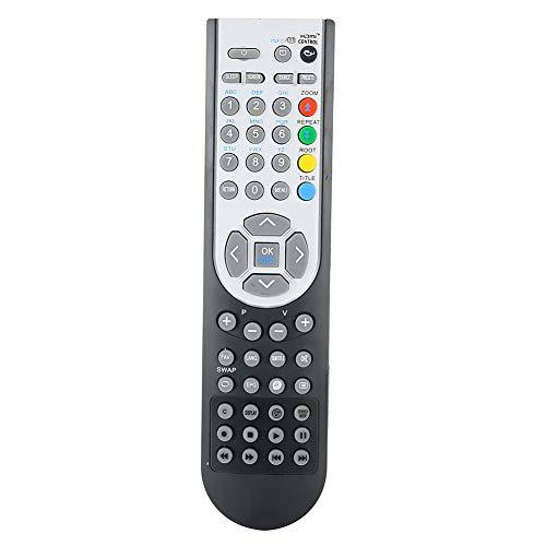 Socobeta Mando a Distancia HD Smart TV Mando a Distancia Negro Mando a Distancia de televisión de Repuesto