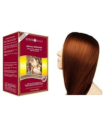 Surya Henna Henna Cream Golden Brown