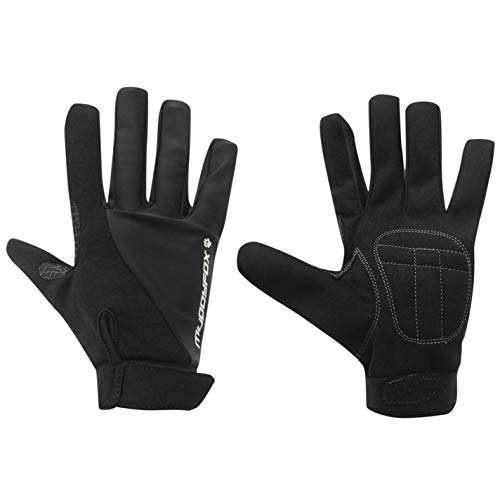 Muddyfox Bike Gloves Cycle Bicycle Cycling Accessories Black L