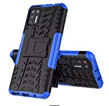 COMPATIBILITY : Fits only for Moto G9 Plus HYBRID DEFENDER ARMOR PROTECTION: Rugged Dual layer design consisting of impact resistant polycarbonate outer shell and ballsitic shock absorbing inner silicone ensures solid protection to your device from a...