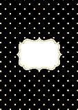 Cuaderno hojas negras scrapbook: Libreta para dibujar, Scrapbooking o album de fotos con papel negro. Pequeño A5. 100 páginas. Regalo de bebés, cumpleaños, aniversario, invitados boda, comunion niños