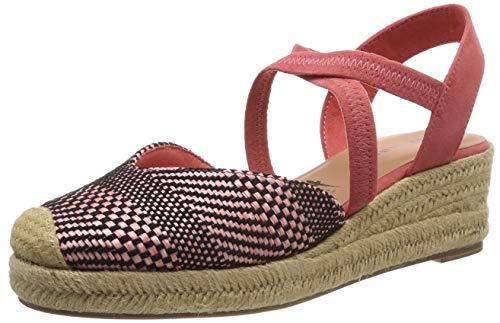 Tamaris Damen 1-1-24441-32 692 Slingback Pumps Pink (Raspberry Comb 692), 39 EU