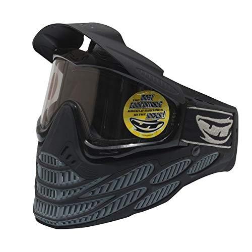 JT Spectra Flex8 Maske, Farbe:schwarz/grau