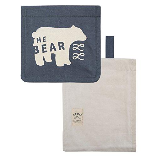ペーパーホルダーカバー & Green THE BEAR