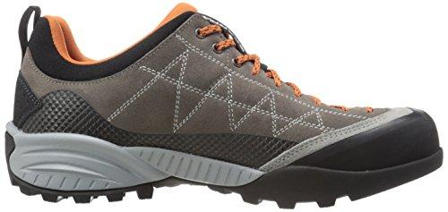 SCARPA Men's Zen Pro Hiking and Approach Shoes - Charcoal/Tonic - 11