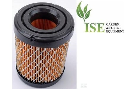 ISE® Ersatz-Luftfilter für Briggs & Stratton-Motor (21er-Serie), ersetzt Teilenummern: 591583, 796032