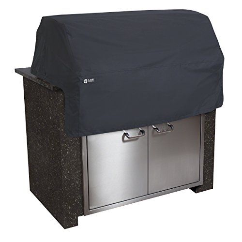 Classic Accessories Water-Resistant 32 Inch Built-In BBQ Grill Top Cover
