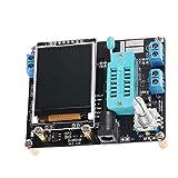 Generador De Señales Transistor Tester De Componentes Esr Transistor Gm328 Tester Digital Con Pantalla Lcd