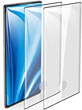 [2 Pack] Galaxy Note 10 Plus/Note 10+ 4G/5G Tempered Glass Screen Protector [3D Full..