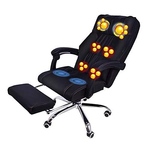 DZXYQ Halswervel Massager Lounge Stoel Massagestoel Taille Back Heupen bureaumassage Klein en Middelgrote bureaustoel multifunctionele massagestoel
