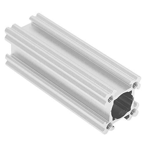 Guida lineare leggera anodizzata argento per stampante 3D e CNC