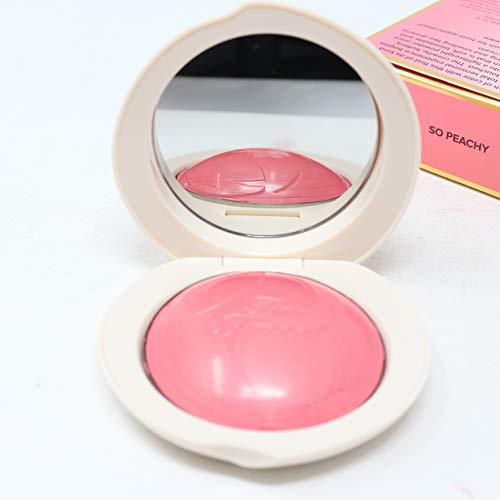 TOO FACED Peach My Cheeks Melting Powder Blush - So Peachy