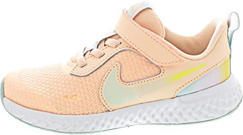Nike Revolution 5 Se, Zapatos, Crimson Tint Multi Color Glaci X-Estrecho, X-Small EU