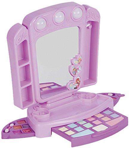 ODS- Fairy Mirror Make Up Winx spiegel met lichten voor kinderen, 56401