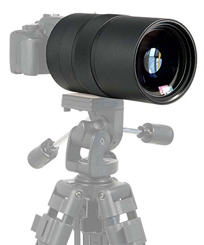 TS-Optics Maksutov TeleObjektiv, Objektiv 100/1000 mit T2 Gewindeanschluß, Mak1000