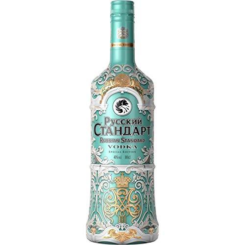 Russian Standard Vodka Hermitage Special Edition 2018 1L. 40{766cafc2f344f5680bb6136ba70d40ab34967fe93d38528ebc4f9065b9f0988b} vol.