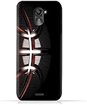 infinix Hot 4 Pro X556 TPU Silicone Protective Case with Basketball Texture Pattern