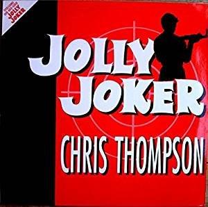Chris Thompson: Jolly Joker (1990, ARD-Series) (Maxi-CD)