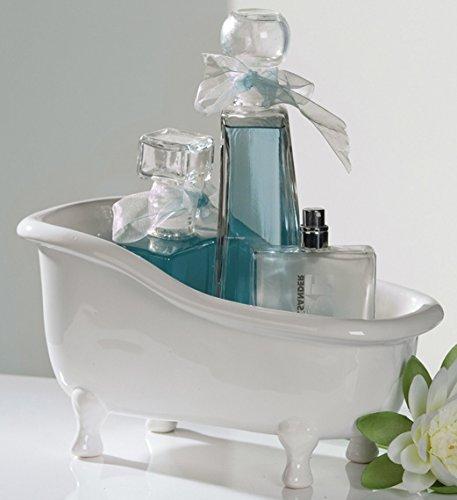 Badezimmer Dekoration Keramik Badewanne Wanne Behälter