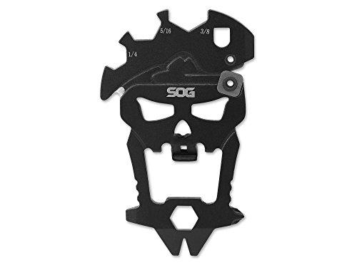 SOG Herren Multitool Mac V Tool, Schwarz, One Size