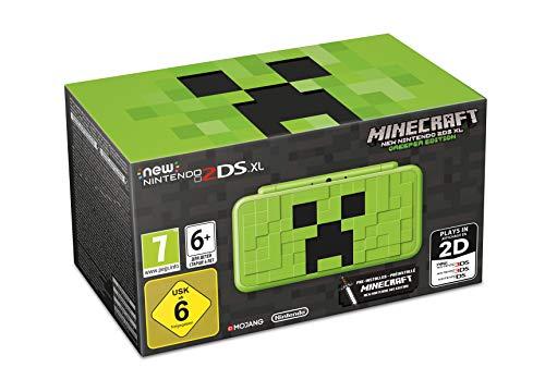Nintendo New 2DS XL - Konsole Creeper Edition