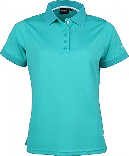 High Colorado Seattle Poloshirt Damen Ceramic Größe EU 38 2020 Kurzarmshirt