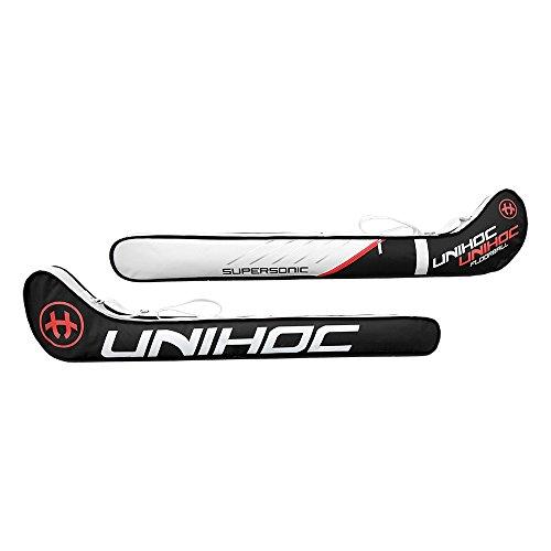Floorballtasche Zone f. 4 Sticks, Schlägertasche Unihockey Supersonic (junior)